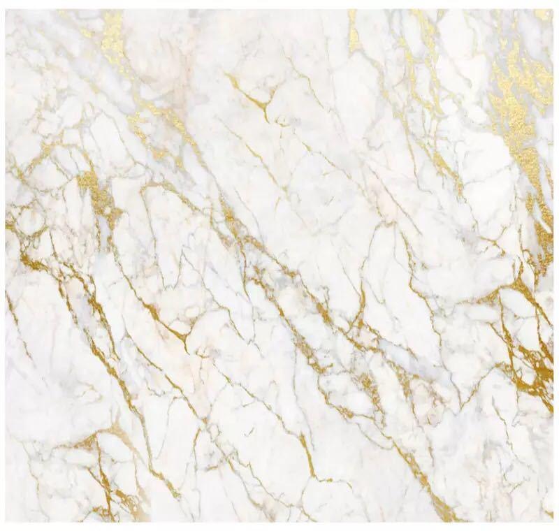Beibehangカスタム壁紙壁画ゴールドシルクジャズ白大理石の壁論文の家の装飾壁紙リビングルームpapelデparede 3D壁紙 _画像4