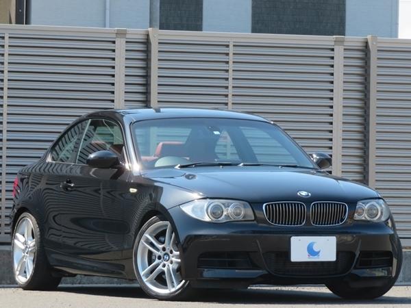 「BMW 135iクーペ 機関良好/禁煙/修復歴無し/車検R3年12月【Mスポーツエアロ&18インチAW/赤本革/HDDナビ/ETC/バイキセノン/スペアキー】」の画像3