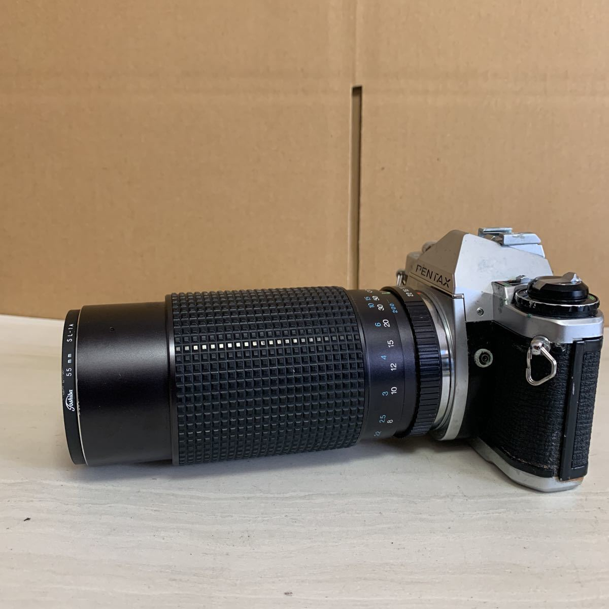 PENTAX ME F ペンタックス 一眼レフカメラ フィルムカメラ 未確認 2025_画像3