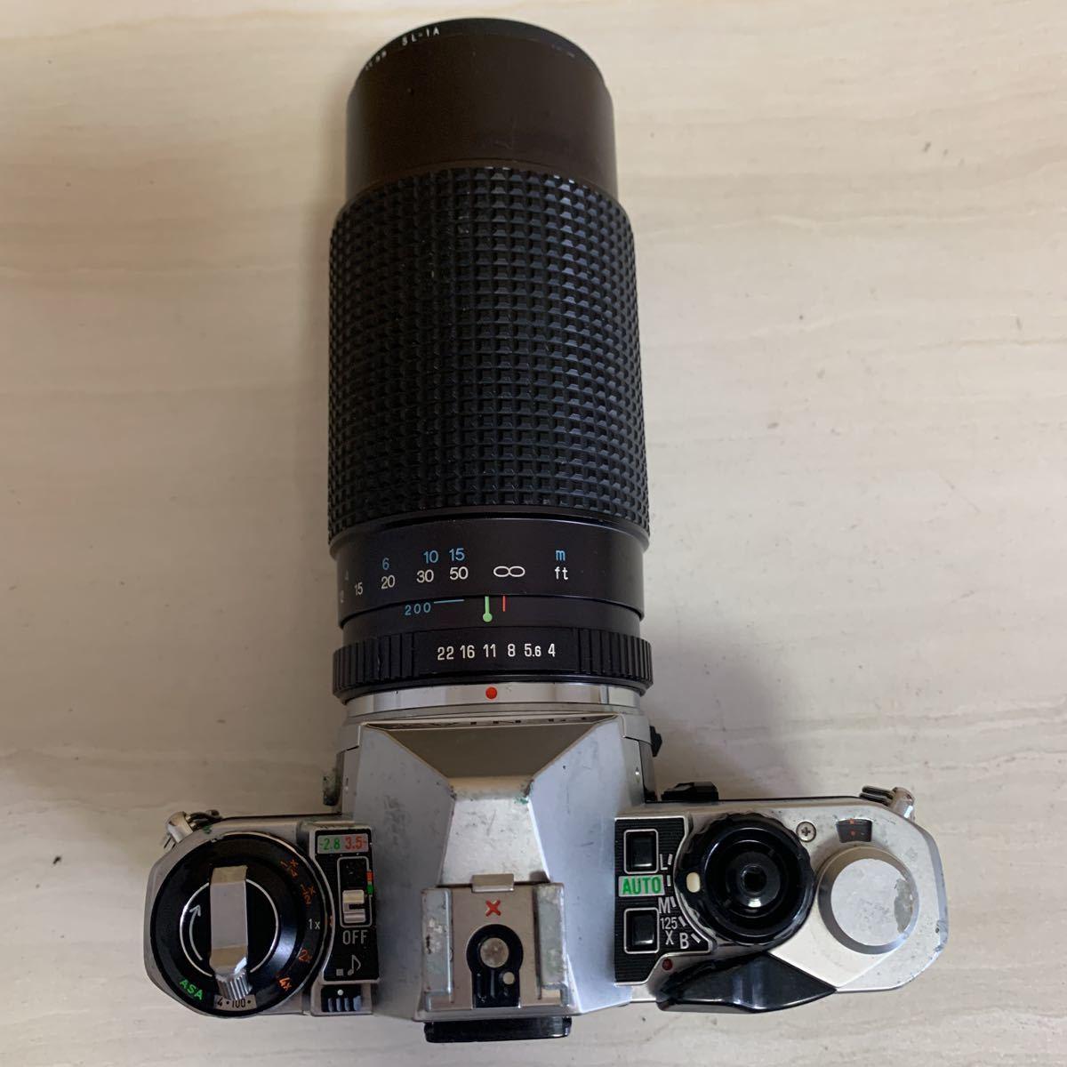 PENTAX ME F ペンタックス 一眼レフカメラ フィルムカメラ 未確認 2025_画像4