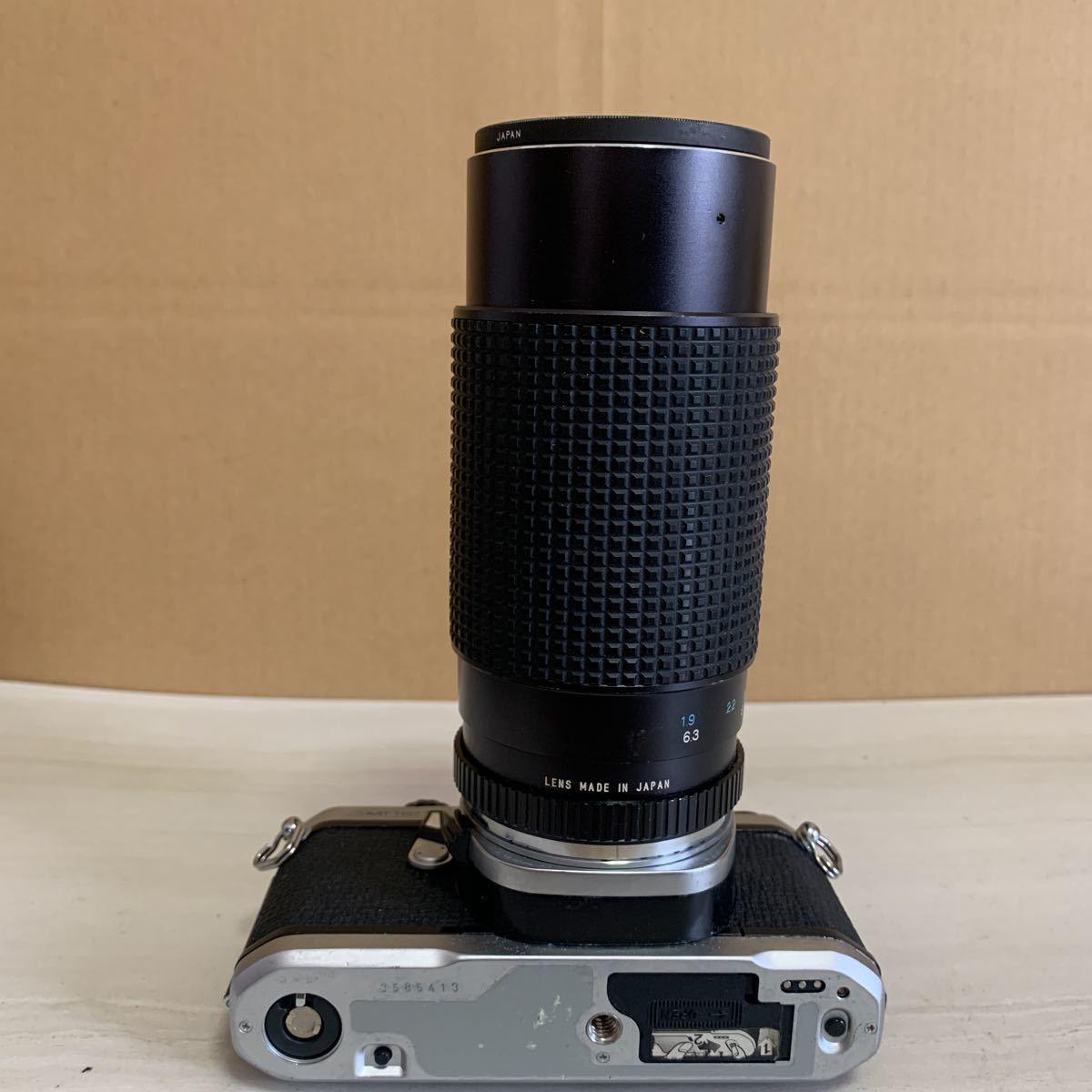 PENTAX ME F ペンタックス 一眼レフカメラ フィルムカメラ 未確認 2025_画像7