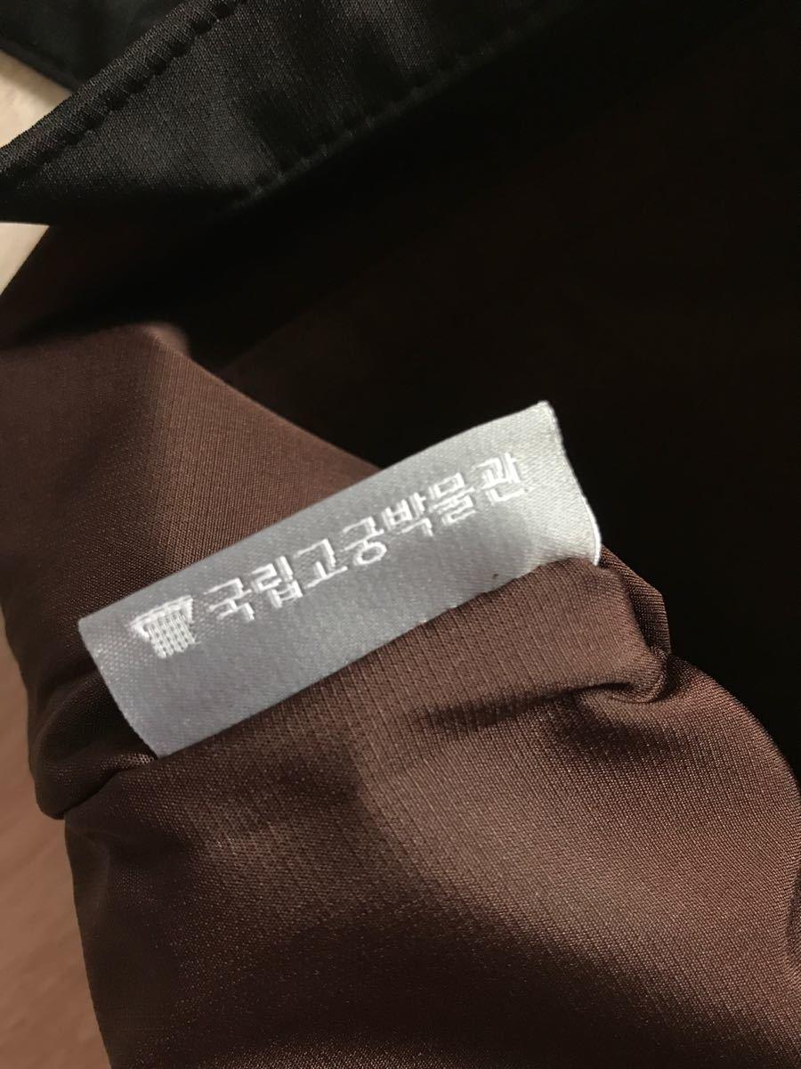 トートバッグ エコバッグ 非売品 韓国国立故宮博物館 記念品