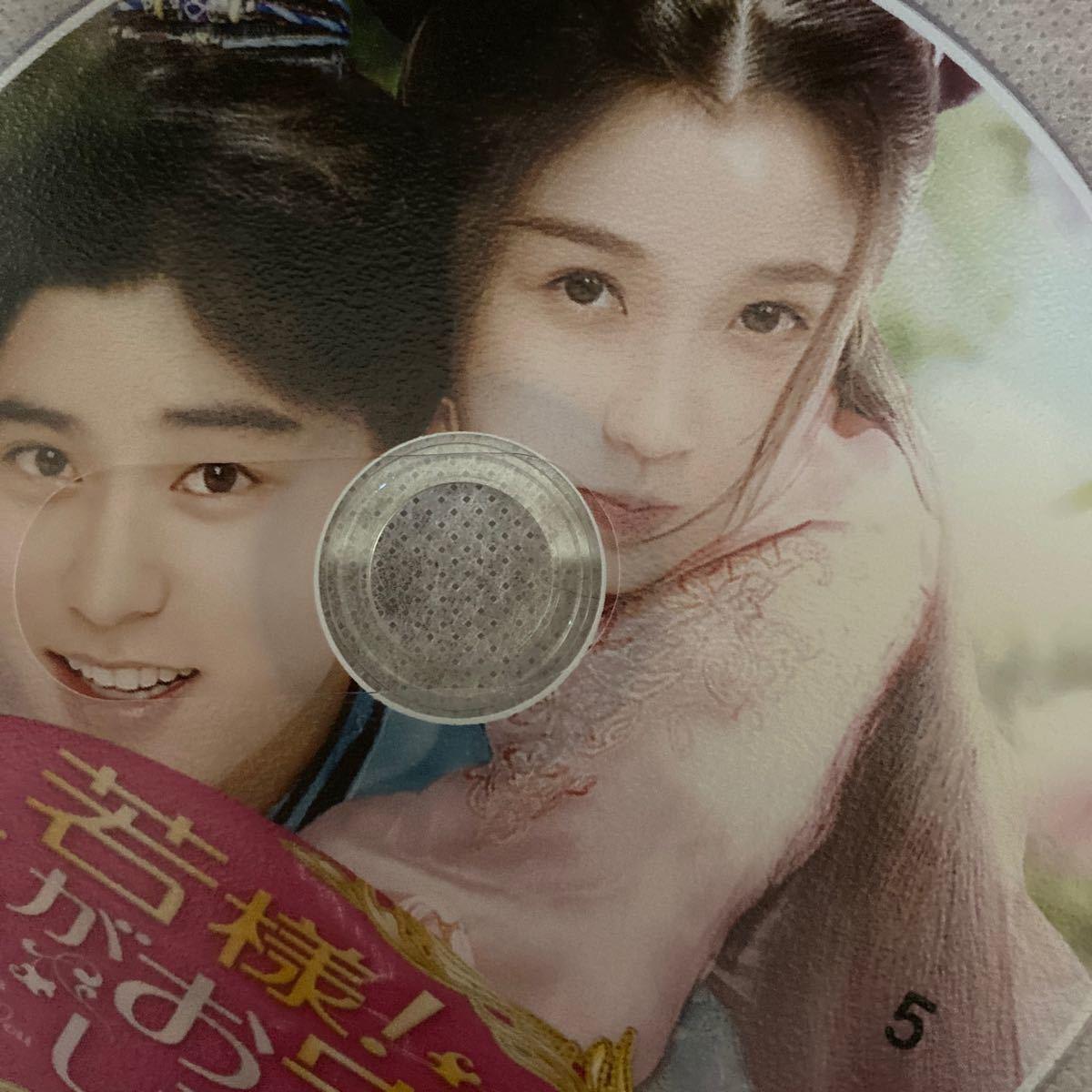中国ドラマ「若様私がお守りします」DVD全話