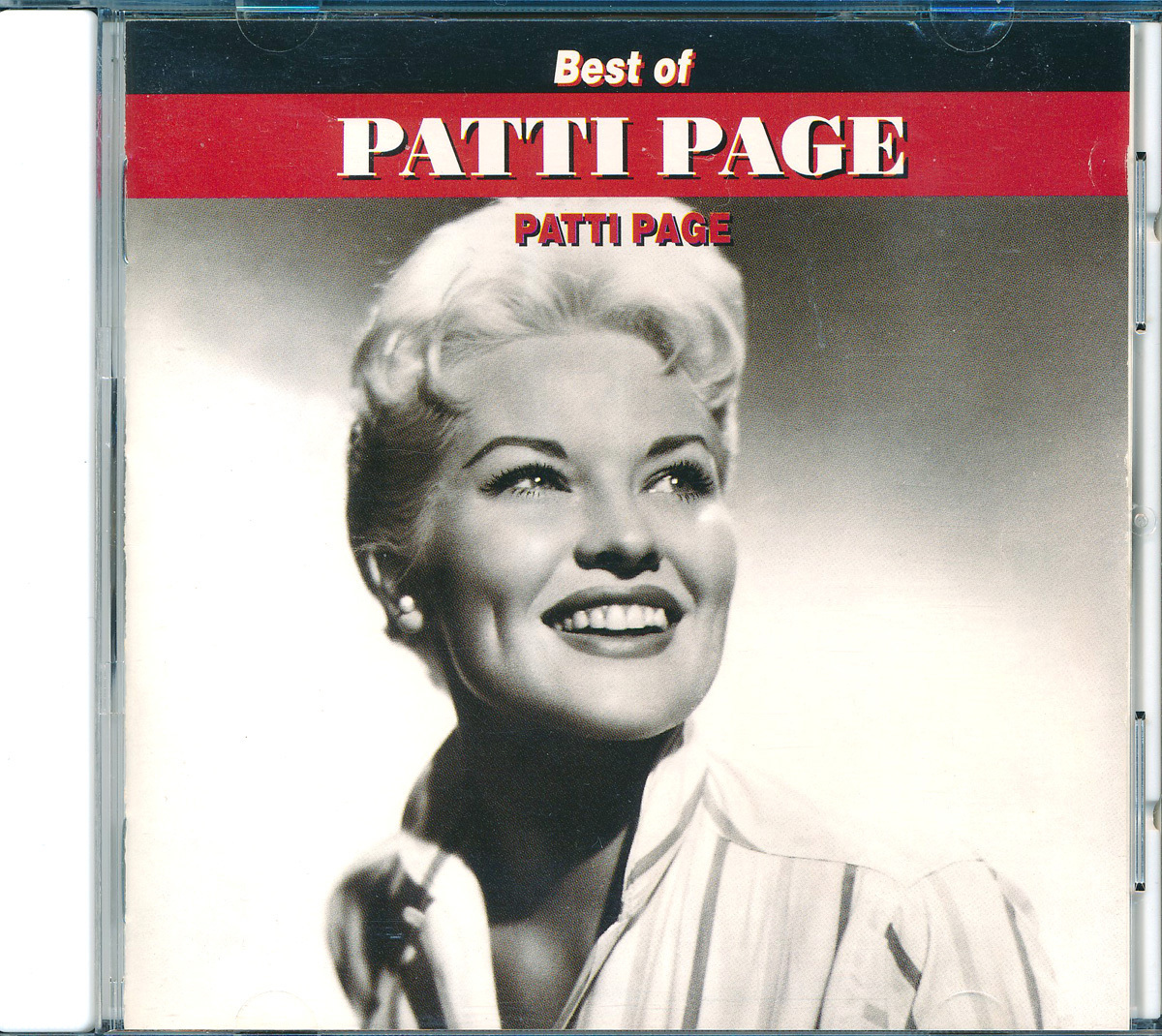 60年代洋楽女性┃パティ・ペイジ│Patti Page■テネシー・ワルツ~ベスト・オブ・│Best Of Patti Page■PHCA-4111■管理CD5372_画像1