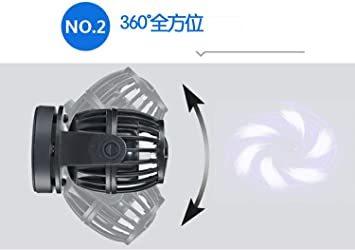 △●△SW4(4000L/H) METIS ウェーブポンプ 水流ポンプ 水中ポンプ 水槽ポンプ アクアリウム ワイヤレス 回転式_画像4