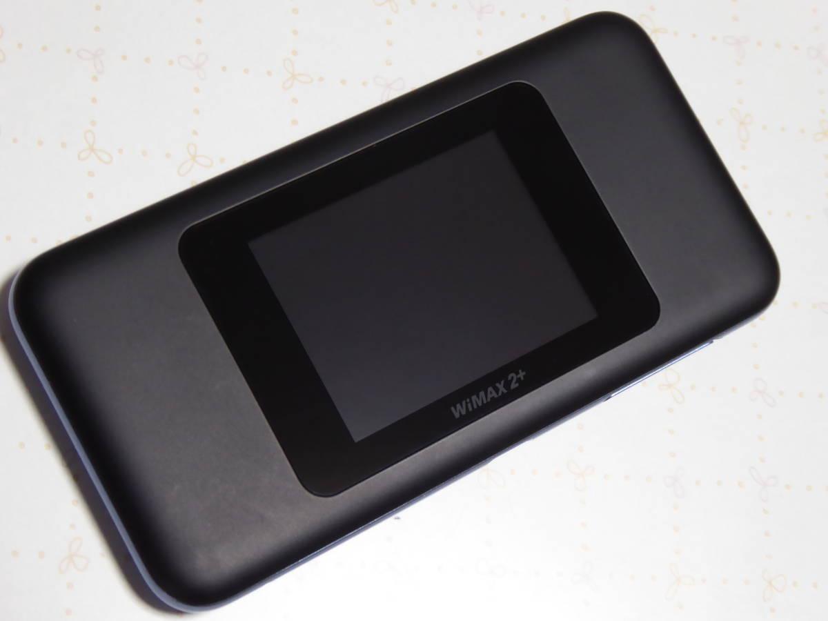 モバイルルーター Speed Wi-Fi NEXT W06 HWD37 UQ WiMAX 送料無料_画像3