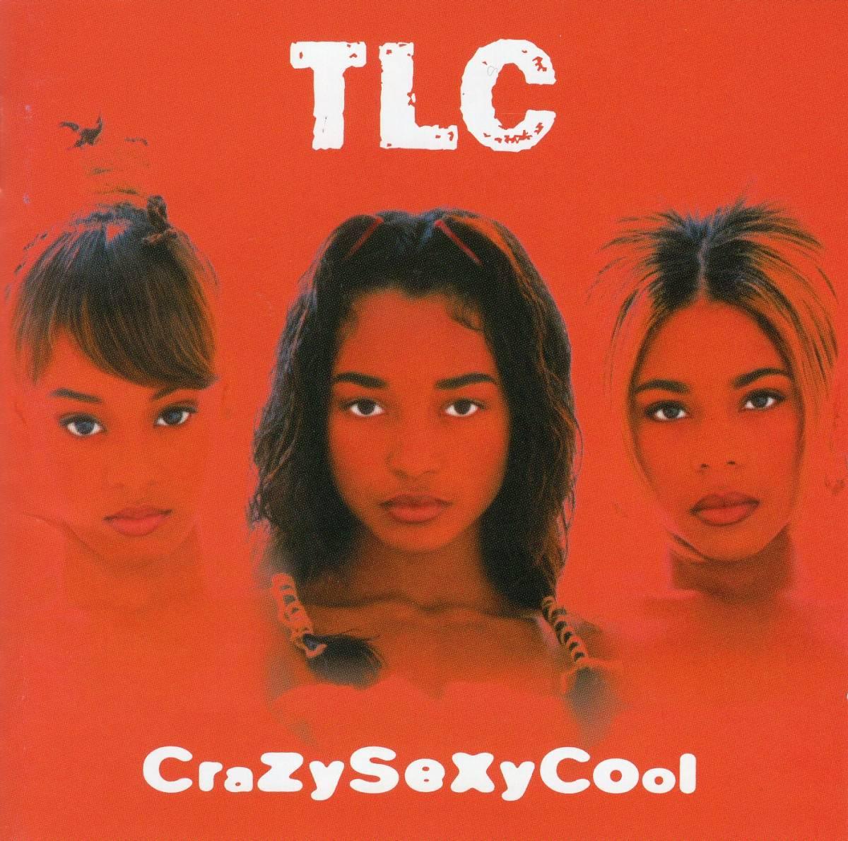 洋楽CD 日本語版 帯付き TLC『クレイジーセクシークール』