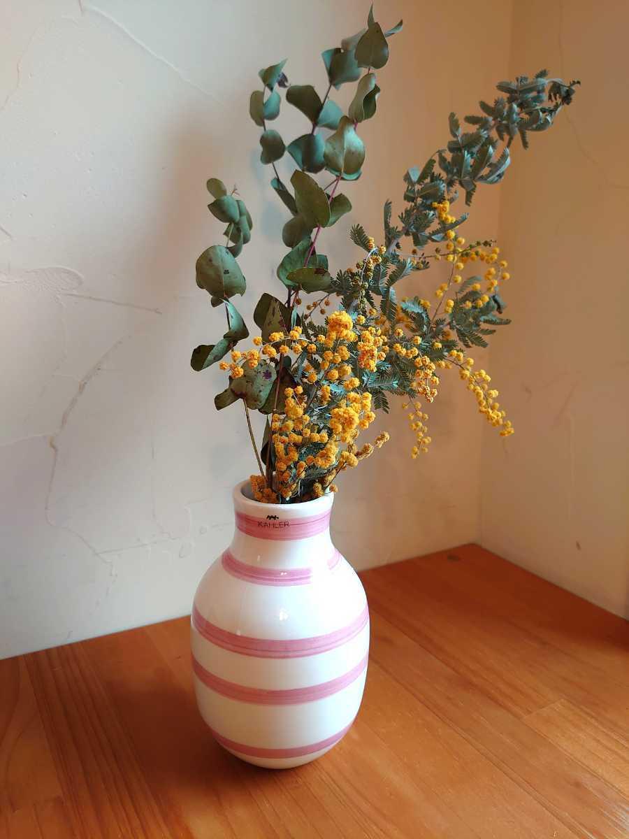 ドライ ミモザ* ユーカリ* ミニスワッグ ドライフラワー ハンドメイド 花材 スワッグ 花束_画像3