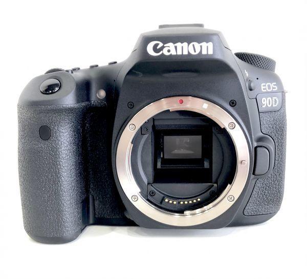 Σ【Aランク】Canon キヤノン デジタル一眼レフカメラ EOS 90D ボディ 付属品有 S52446155967