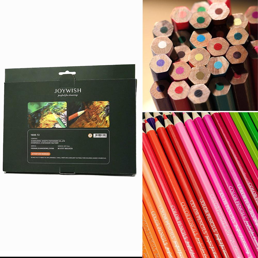 色鉛筆 72色 大人の塗り絵やお子様にも 油性 色えんぴつ _画像5