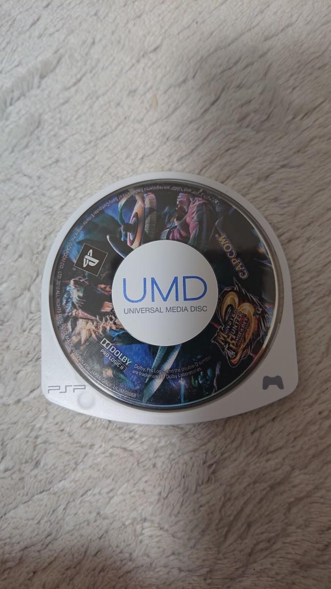 モンスターハンターポータブル 3rd箱あり  PSP ソフト