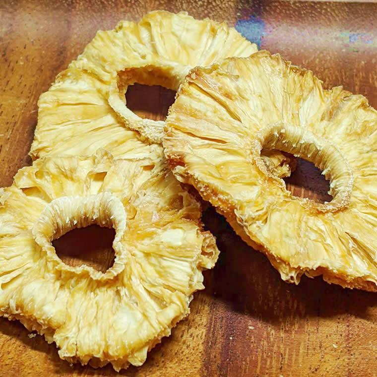 【BI】 ドライフルーツ パイナップル 50g ドライパイン 無添加 砂糖不使用 ノンシュガー パイン 乾燥パイン_画像1