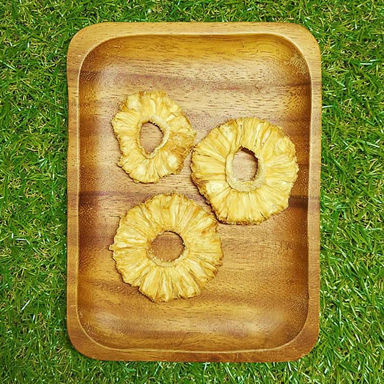 【BI】 ドライフルーツ パイナップル 50g ドライパイン 無添加 砂糖不使用 ノンシュガー パイン 乾燥パイン_画像3