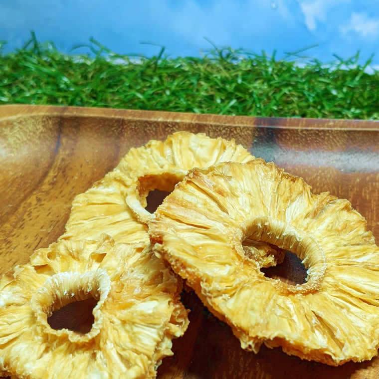 【BI】 ドライフルーツ パイナップル 50g ドライパイン 無添加 砂糖不使用 ノンシュガー パイン 乾燥パイン_画像4