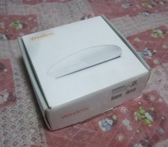 AppleWirelessMouse(ワンボタン)。_画像3