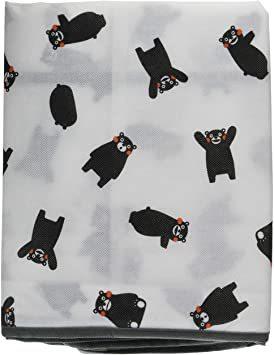 くまモン柄 アストロ くまモン 羽毛布団 収納袋 シングル用 不織布 コンパクト 優しく圧縮 900-05_画像2