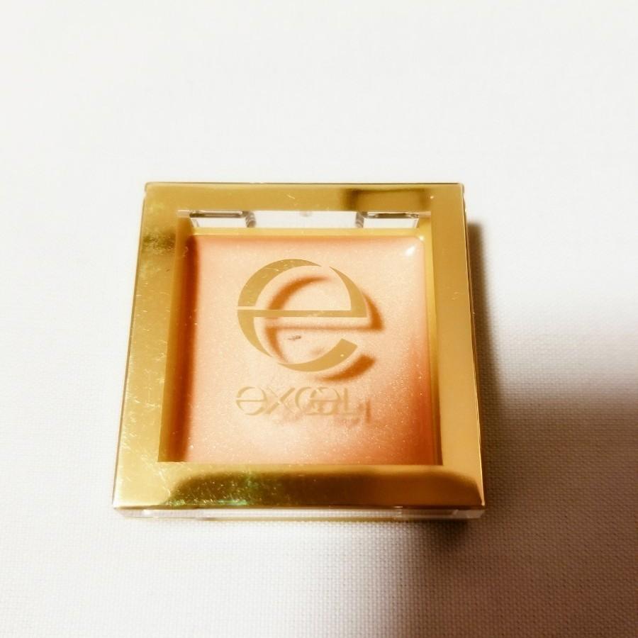 サナ エクセル シマリングシャドウ SS04 ピンクゴールド excel