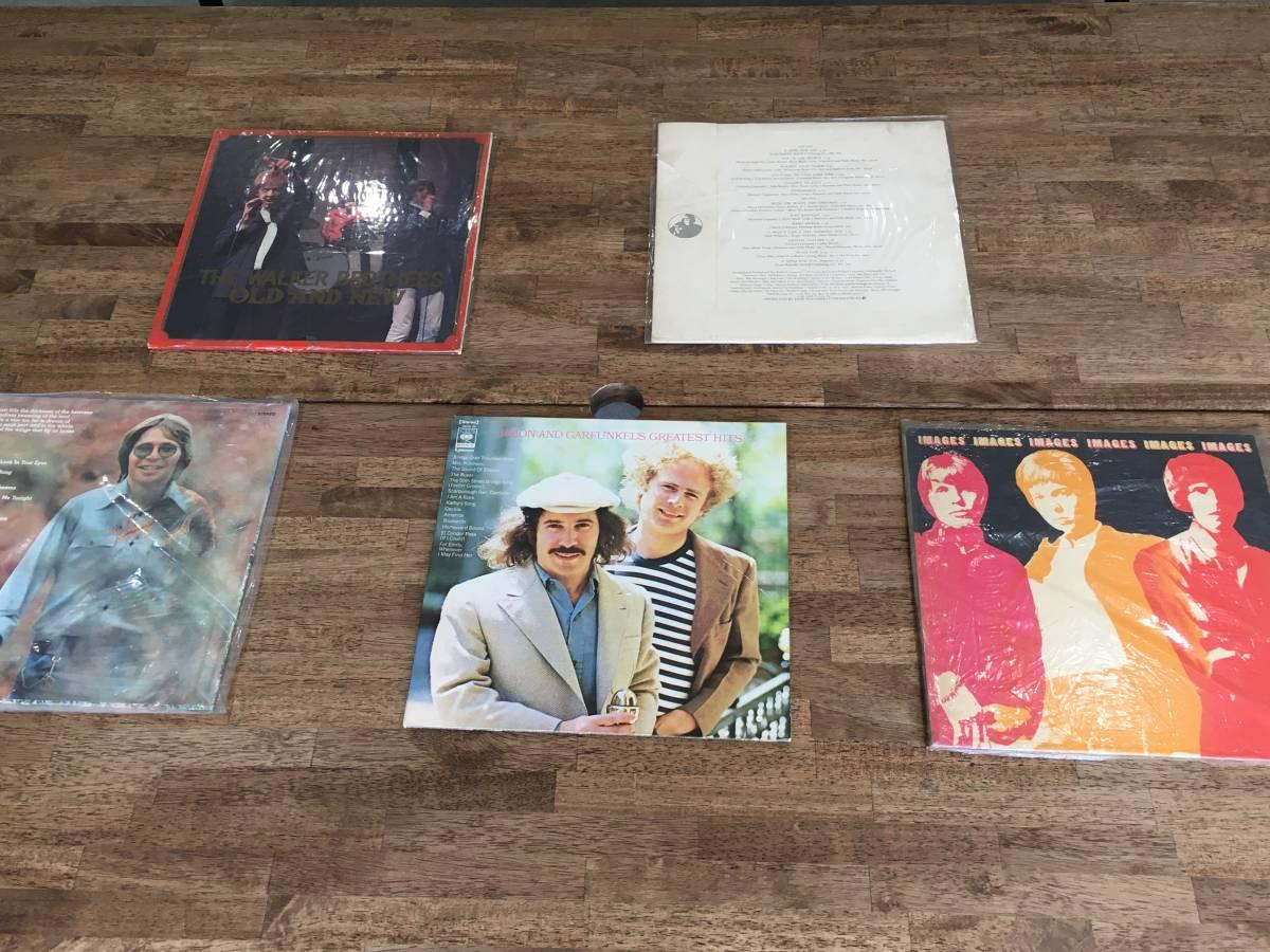 洋楽系 LP レコード 20枚セット ディープパープル・リボルバー・カーペンターズ・ウォーカーブラザーズ2104176_画像8