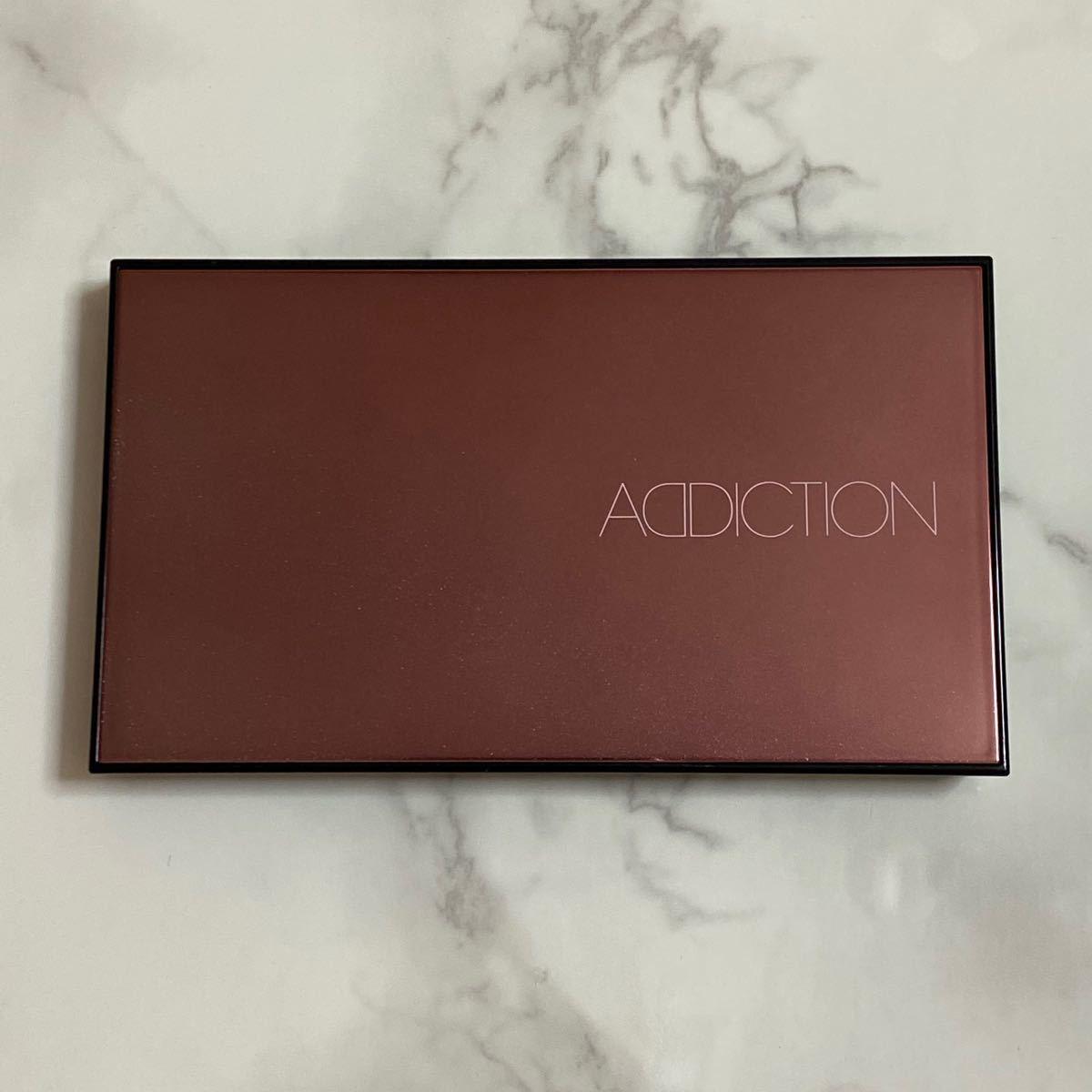 ADDICTION(アディクション) コンパクトアディクション パーティタッチ アイシャドウ 003チョコレートパーティ