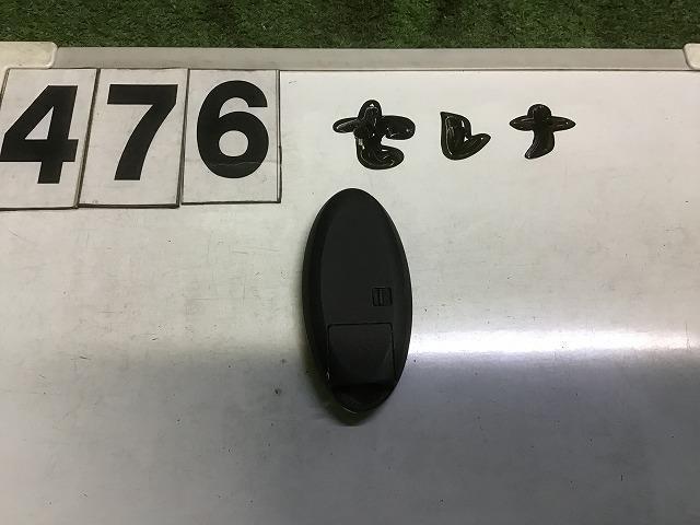 【送料無料】FC26 セレナ HWS 前期 純正 スマートキー/キーレス/リモコンキー 両側パワスラ用 4ボタン 予備/スペアなどにも♪_画像2