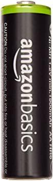ベーシック 充電池 充電式ニッケル水素電池 単3形8個セット (最小容量1900mAh、約1000回使用可能) &a_画像4