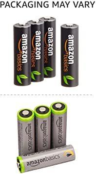 ベーシック 充電池 充電式ニッケル水素電池 単3形8個セット (最小容量1900mAh、約1000回使用可能) &a_画像7
