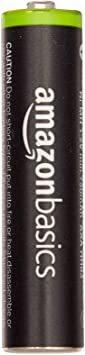 ベーシック 充電池 充電式ニッケル水素電池 単3形8個セット (最小容量1900mAh、約1000回使用可能) &a_画像6