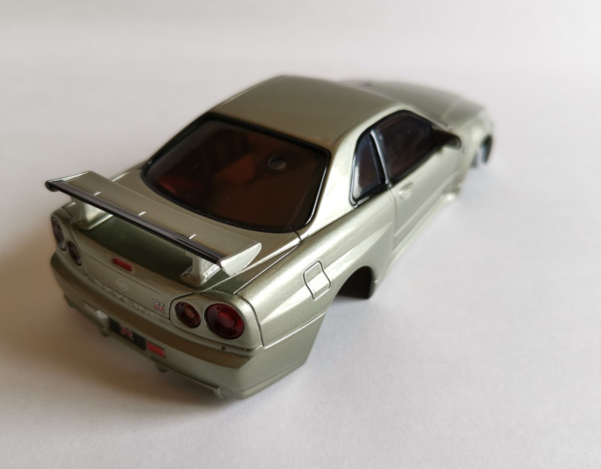 Mini-Z ミニッツ SKYLINE GT-R  R34