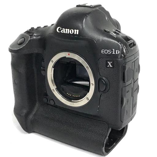 1円 Canon EOS-1D X デジタル一眼レフカメラ ボディ キャノン