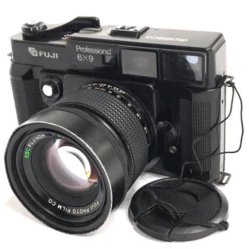 1円 FUJIFILM GW690II Professional 中判フィルムカメラ EBC FUJINON 1:3.5 90mm レンズ