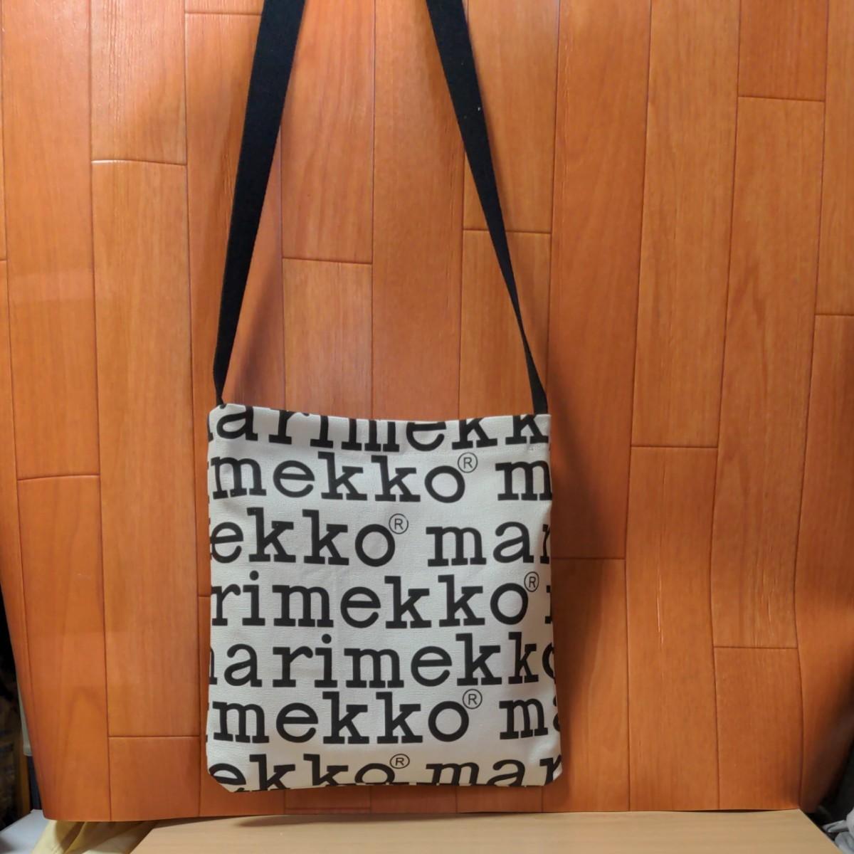 マリメッコ トートバッグ handmade