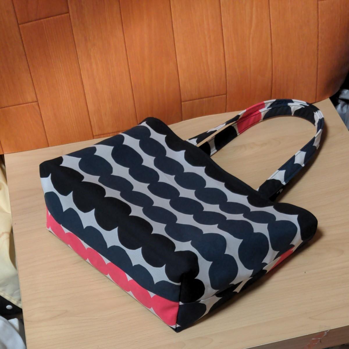 !!yu様専用!!マリメッコ トートバッグ22-23土日限定20%引き handmade