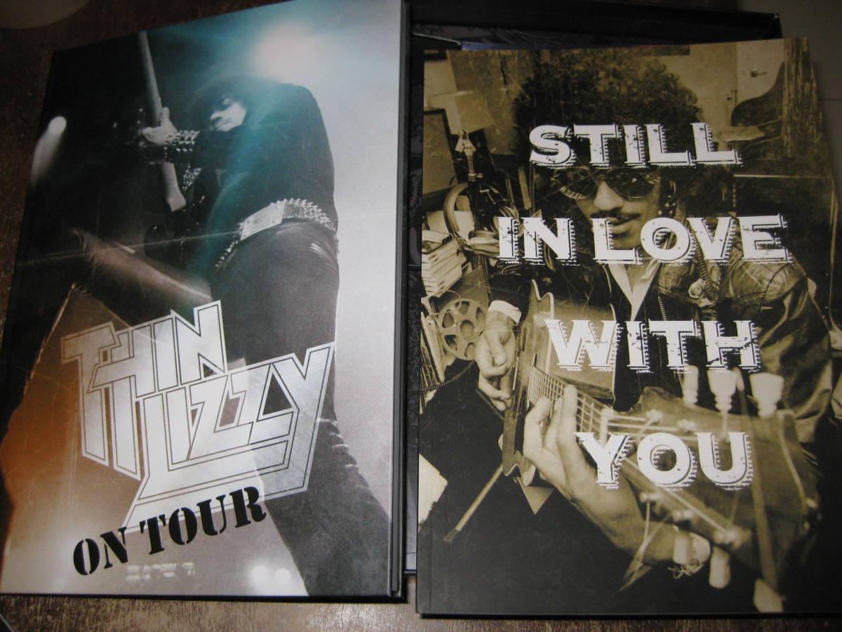 THIN LIZZY シン・リジィ / ロック・レジェンズ <スーパーDXエディション> 2020年発売 SHM-CD6枚+DVD 完全生産限定盤 国内盤仕様