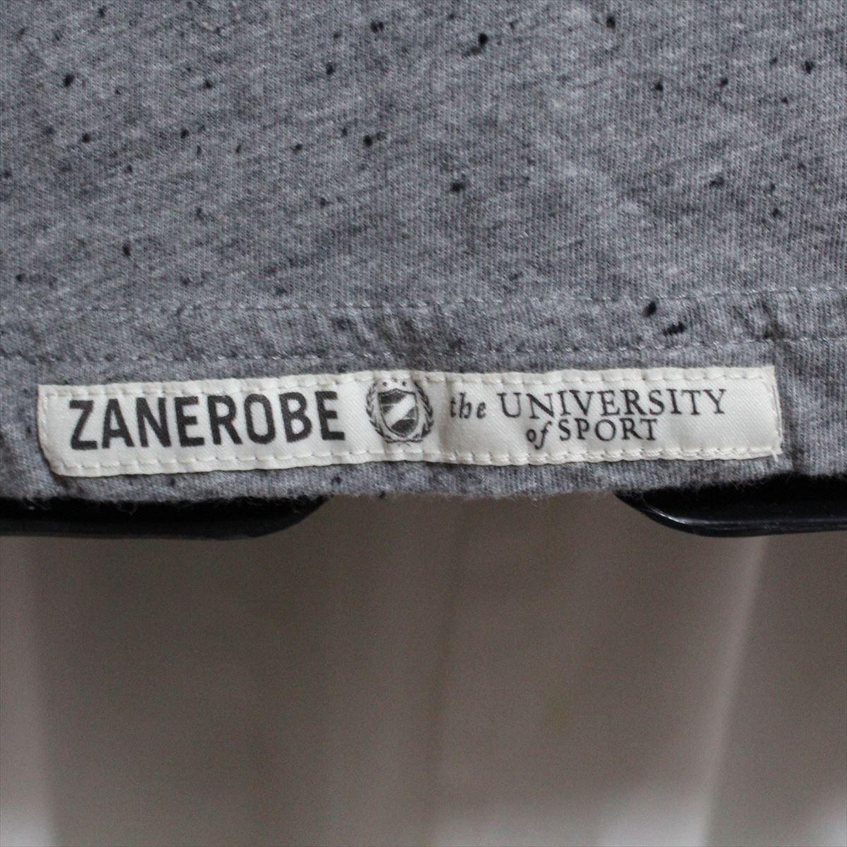 ゼインローブ ZANEROBE メンズ半袖Tシャツ グレー XSサイズ 新品 ESQUIL_画像5