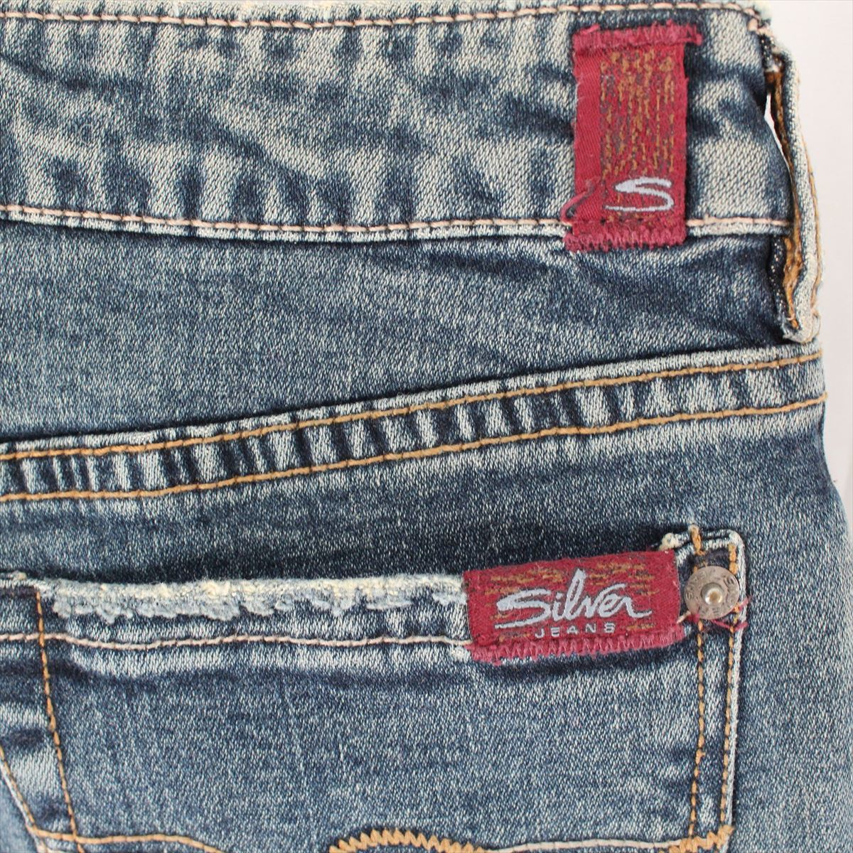 シルバージーンズ Silver Jeans レディースデニムパンツ 25インチ 新品_画像6