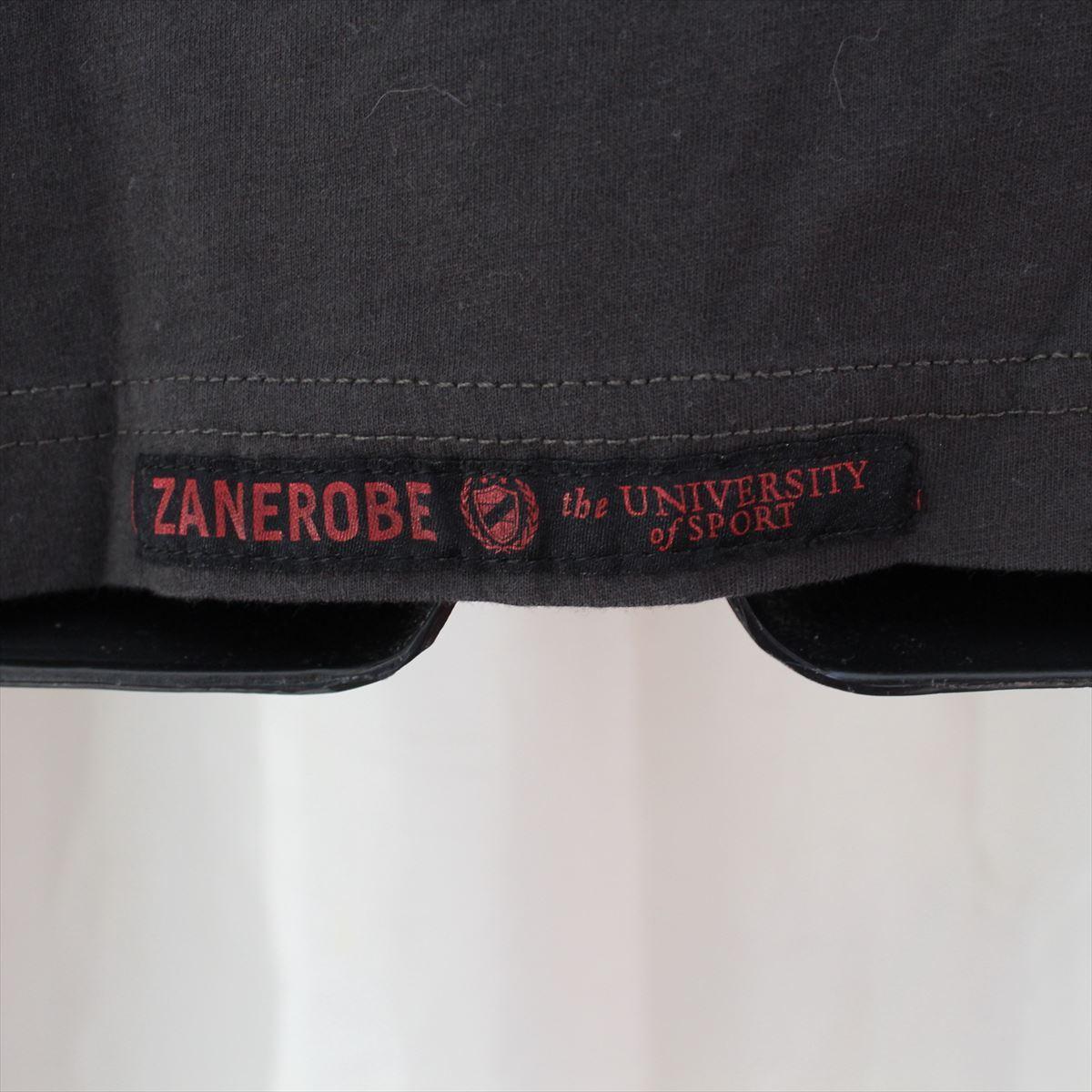 ゼインローブ ZANEROBE メンズ半袖Tシャツ ブラック Mサイズ 新品_画像5