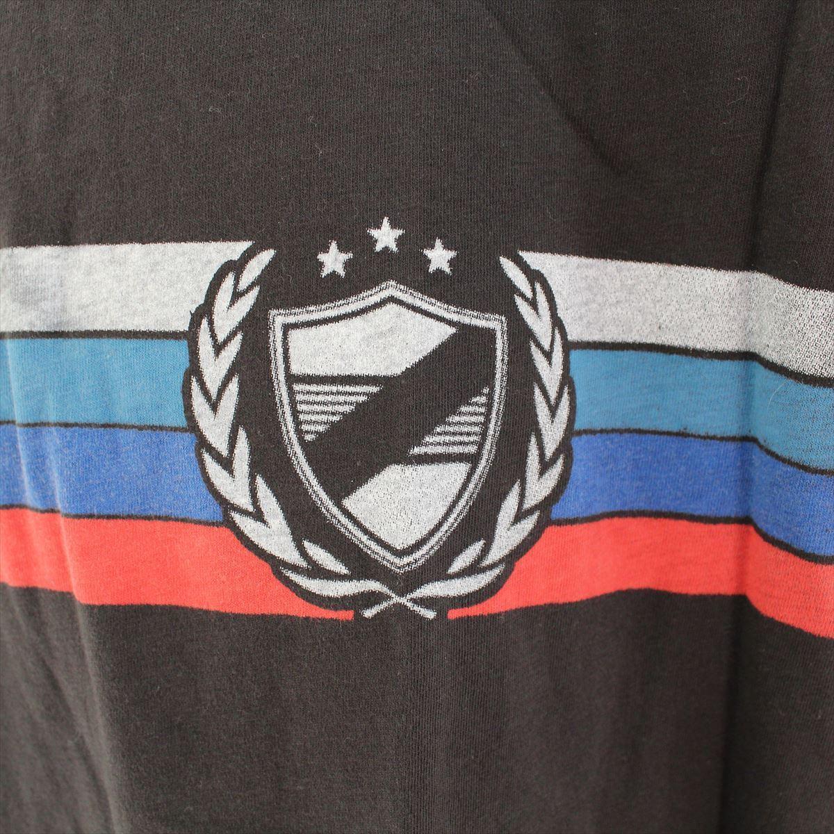 ゼインローブ ZANEROBE メンズ半袖Tシャツ ブラック Sサイズ 新品_画像3