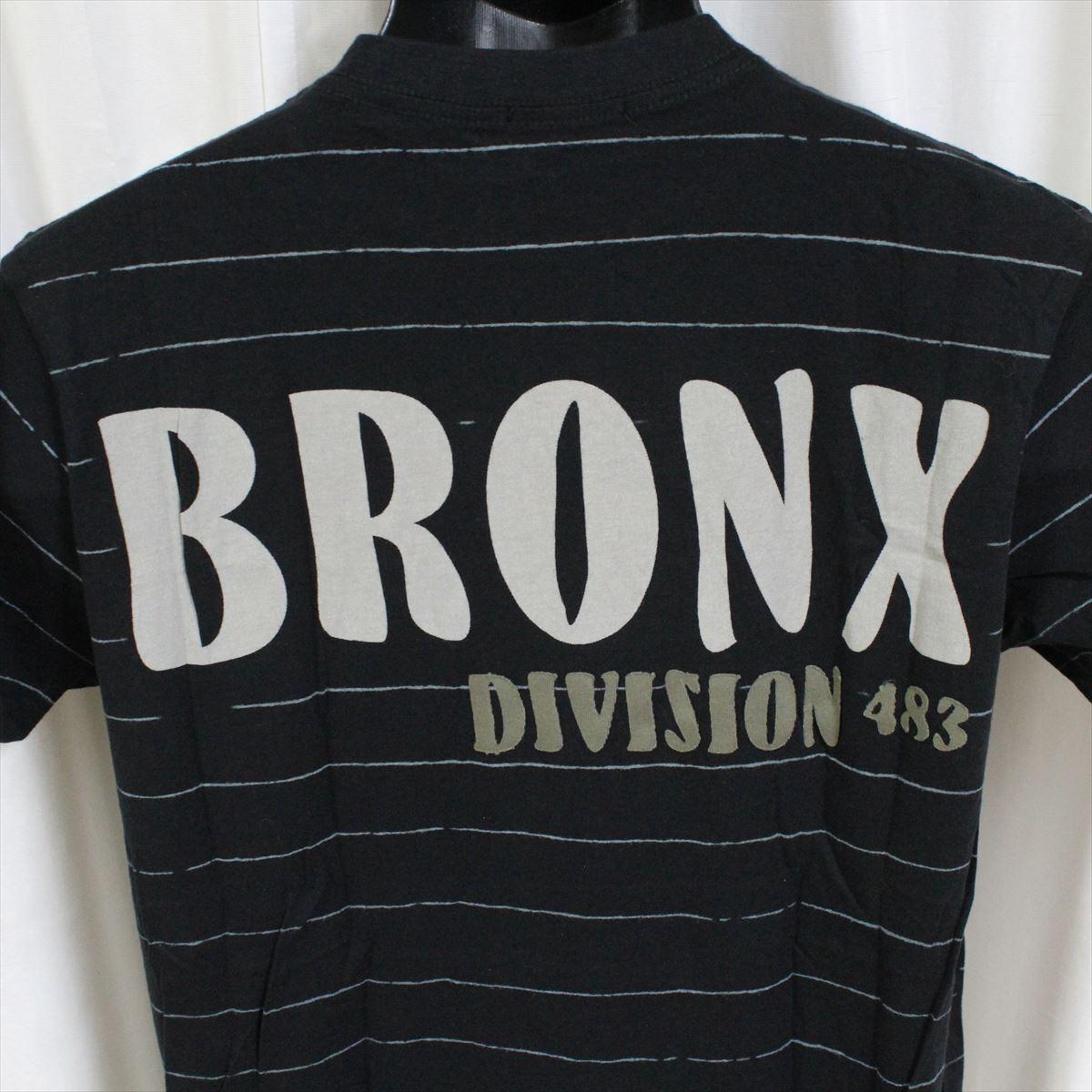 エドハーディー ED HARDY メンズ半袖Tシャツ ブラック Mサイズ GB412 新品_画像4