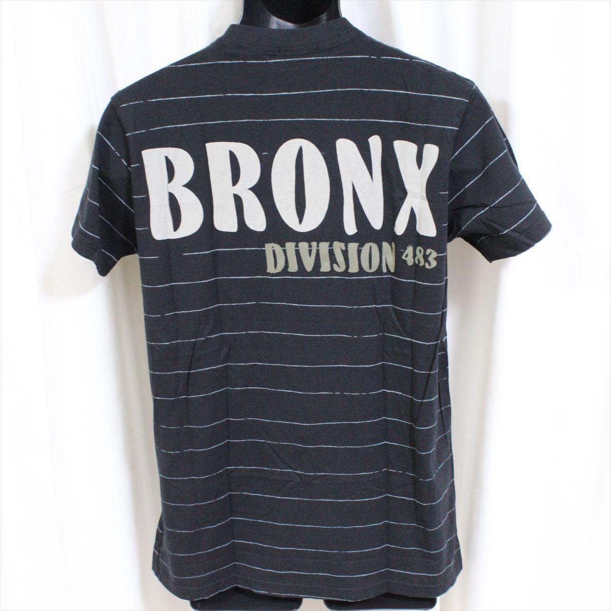 エドハーディー ED HARDY メンズ半袖Tシャツ ブラック Mサイズ GB412 新品_画像3