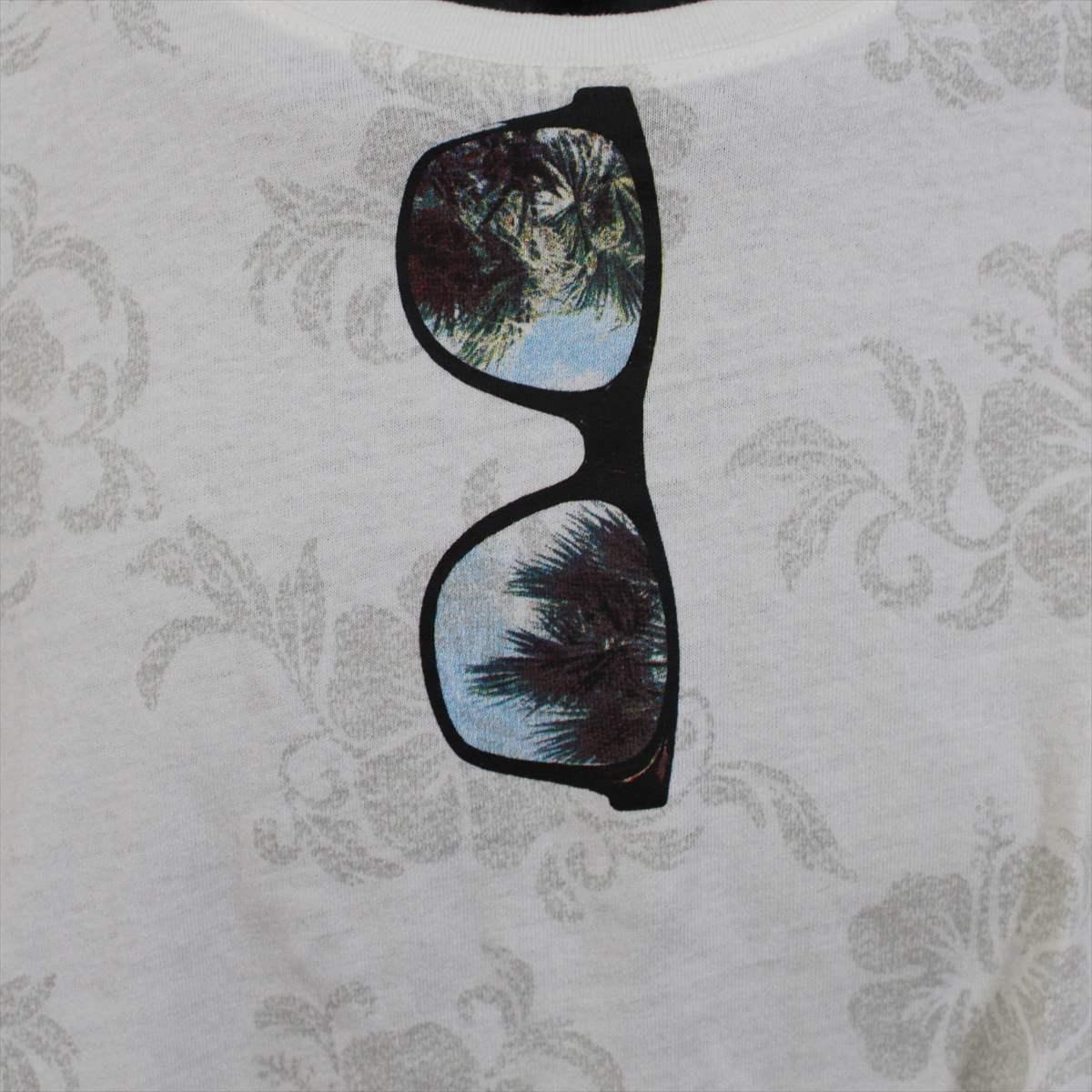ピコ PIKO メンズ半袖Tシャツ ホワイト Lサイズ 新品 HAWAIIAN LONGBOARD WEAR 白_画像2