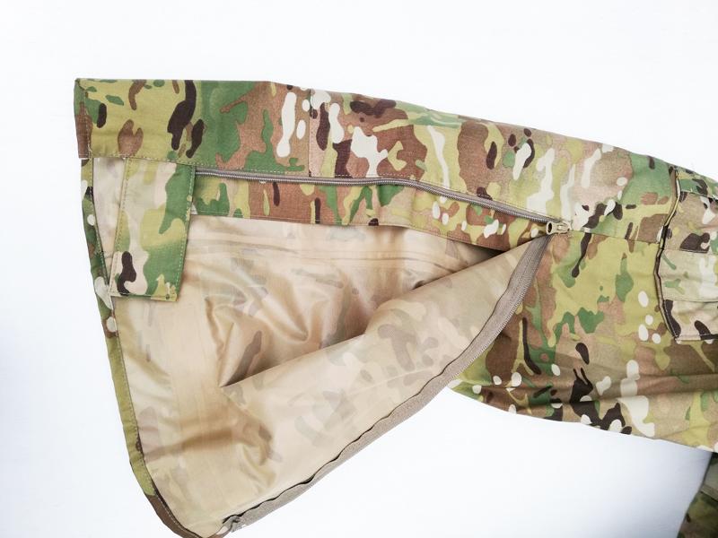 実物 米軍放出品 UNITED Join Forces Barricade APECS Trouser バリケードトラウザー Sサイズ      (seals marsoc gore-tex 9k05_画像3