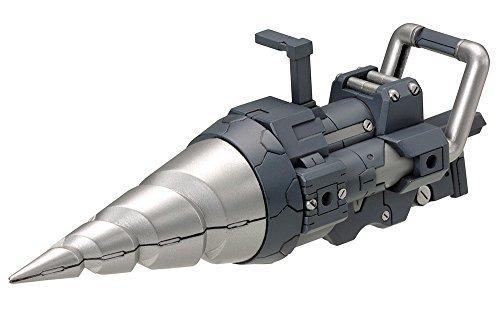 コトブキヤ M.S.G モデリングサポートグッズ ヘヴィウェポンユニット ボルテックスドライバー ノンスケール プラモデル用パー_画像1