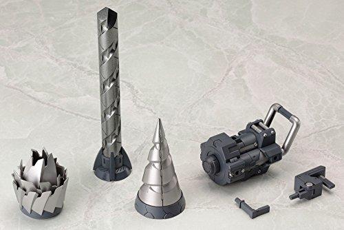 コトブキヤ M.S.G モデリングサポートグッズ ヘヴィウェポンユニット ボルテックスドライバー ノンスケール プラモデル用パー_画像5