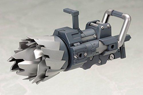 コトブキヤ M.S.G モデリングサポートグッズ ヘヴィウェポンユニット ボルテックスドライバー ノンスケール プラモデル用パー_画像4