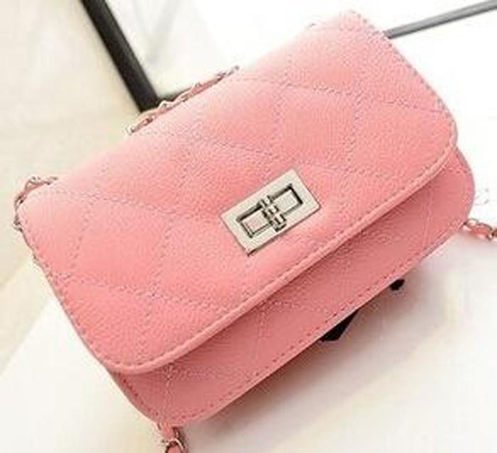 ショルダーバッグ ピンク ミニショルダー レディースバッグ 斜めがけ おしゃれ かわいい 新品未使用 送料無料 匿名配送 迅速発送