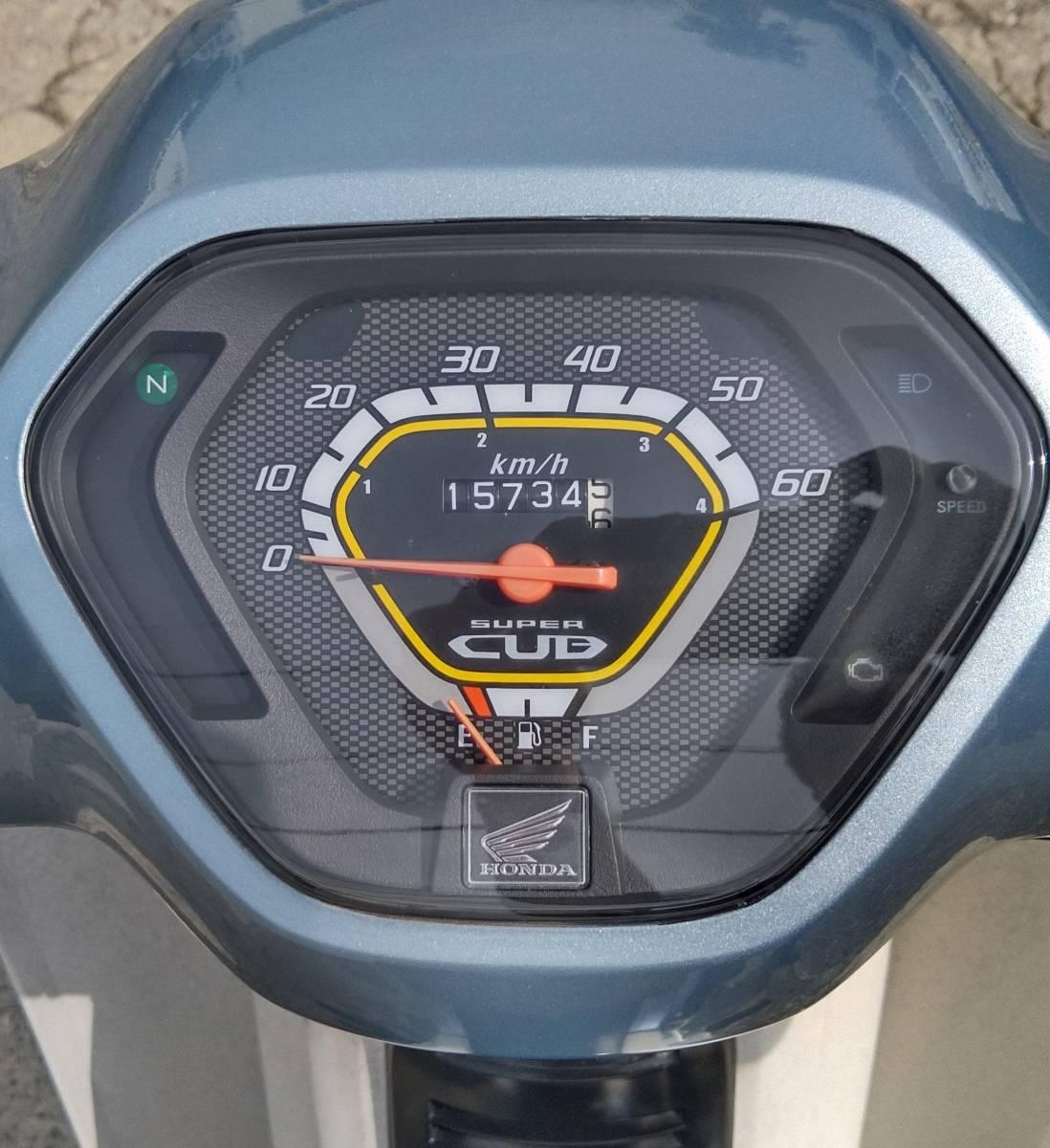 「ホンダ スーパーカブ50 AA04 走行約15800km ご近所の足にいかがでしょうか?」の画像3