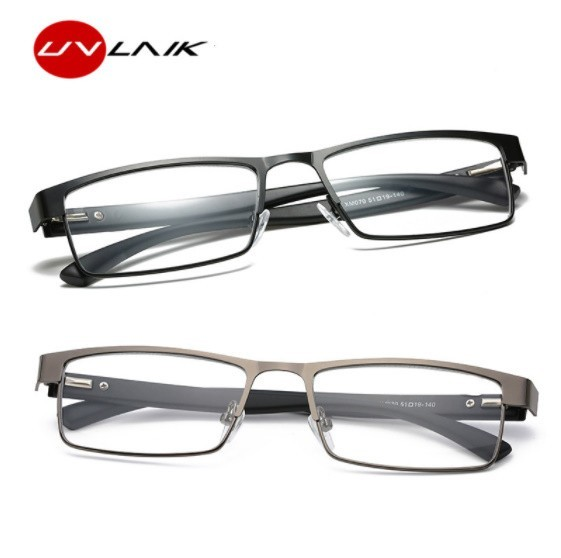 Pn140:メンズ チタン 合金 老眼鏡 非球形 12層 コーティング レトロ ビジネス 遠視 処方 眼鏡_画像3