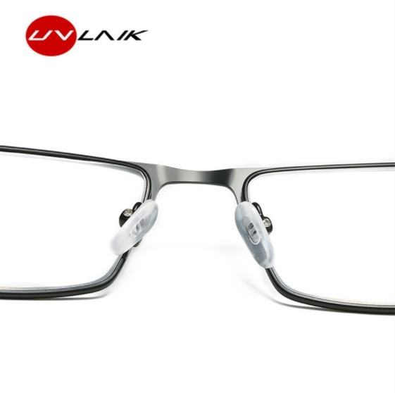 Pn140:メンズ チタン 合金 老眼鏡 非球形 12層 コーティング レトロ ビジネス 遠視 処方 眼鏡_画像5