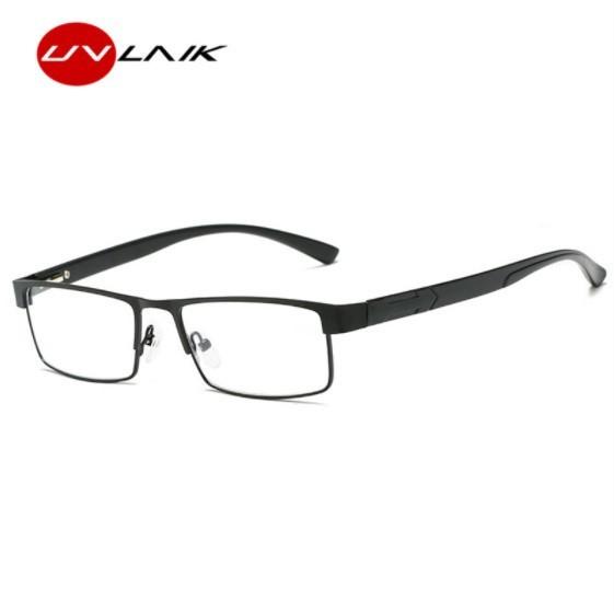 Pn140:メンズ チタン 合金 老眼鏡 非球形 12層 コーティング レトロ ビジネス 遠視 処方 眼鏡_画像2