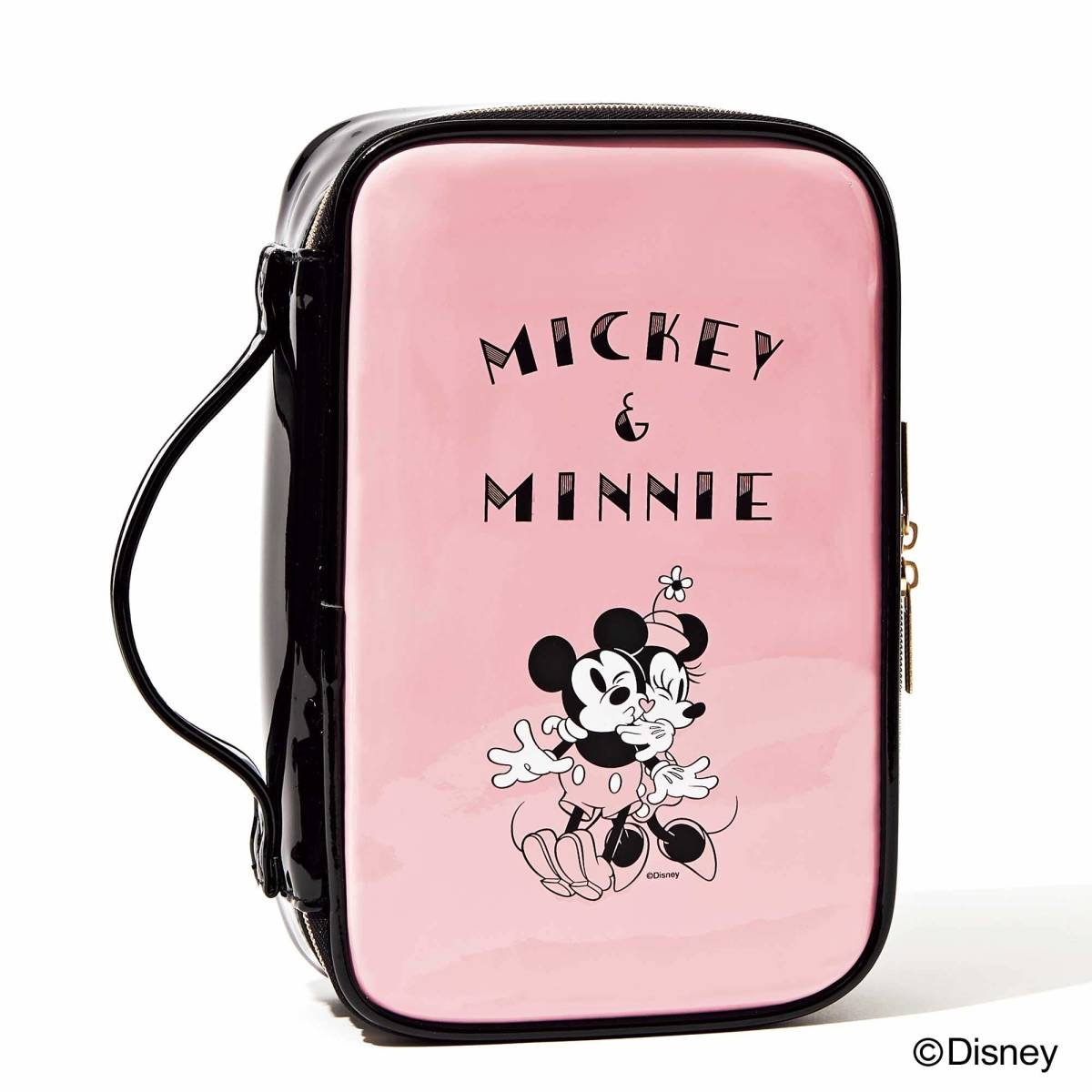 sweet スウィート 2020年8月号 付録◆ディズニー ミッキー&ミニー ドレッサーポーチ_画像1